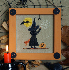click here to view larger image of Stitch Witch (chart)