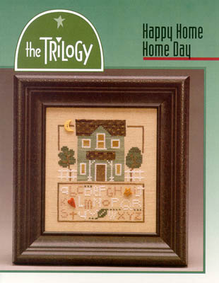 click here to view larger image of Happy Home Home Day (chart)