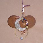 click here to view larger image of Heart With Moon Thread Separator - 3.5 inches (accessory)