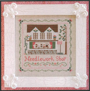 click here to view larger image of Needlework Shop, The (chart)