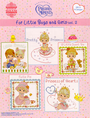 click here to view larger image of For Little Boys And Girls (Vol 2) - PM71 (chart)