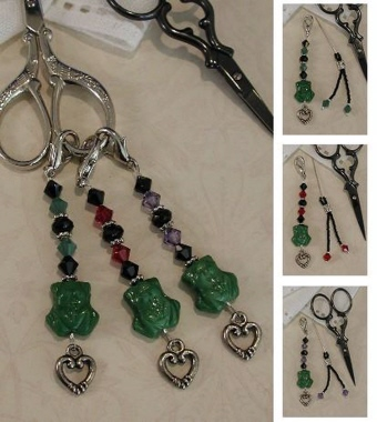 click here to view larger image of Mini Frog Fob Set (accessory)