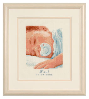 click here to view larger image of Paul (counted cross stitch kit)