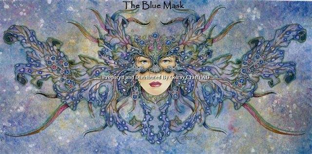 click here to view larger image of Blue Mask (chart)