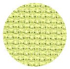 click here to view larger image of Wichelt Aida - Tropical Green - 14ct - FQ (Wichelt 14ct Aida)