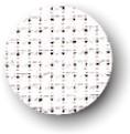 click here to view larger image of Zweigart Aida - White - 14ct  (Zweigart Aida 14ct)
