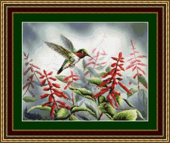 click here to view larger image of Hummingbird I (chart (special))