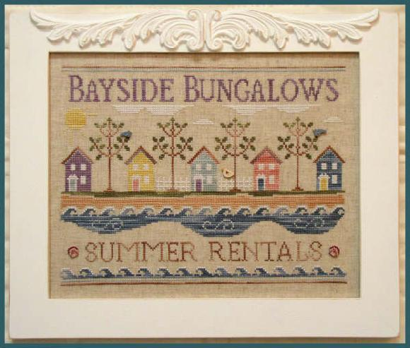 click here to view larger image of Bayside Bungalows (chart)