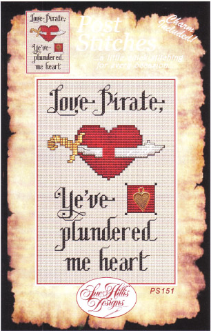 click here to view larger image of Love Pirate (chart)