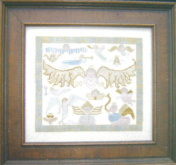 click here to view larger image of Angels Sampler (chart)