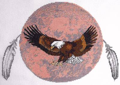 click here to view larger image of Dreamcatcher II (Eagle) (chart)