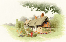 click here to view larger image of Anne Hathaway's Cottage (chart)