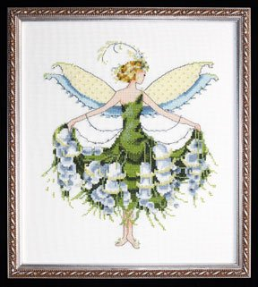 click here to view larger image of Lily Of The Valley Spring Garden - Pixie Couture (chart)