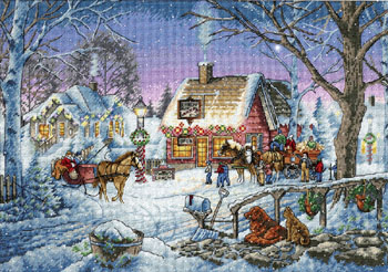 click here to view larger image of Sweet Memories (counted cross stitch kit)