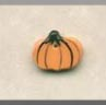 click here to view larger image of Petite Pumpkin (buttons)
