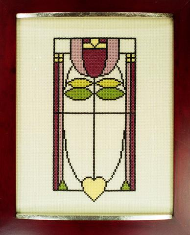 click here to view larger image of Arts & Crafts Window (chart)