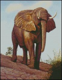 click here to view larger image of Elephant (chart)