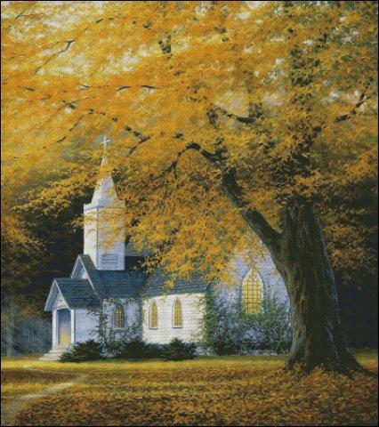 click here to view larger image of Church In the Glen (chart)