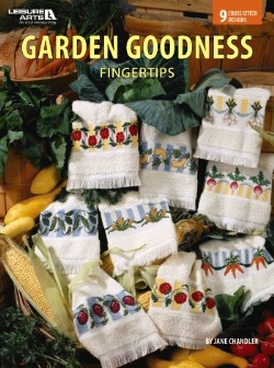 click here to view larger image of Garden Goodness Fingertips  (book)