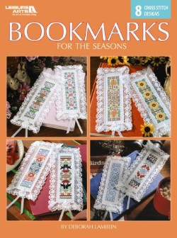 click here to view larger image of Bookmarks for the Seasons (book)