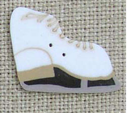 click here to view larger image of Ice Skate (buttons)