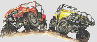 click here to view larger image of Off Road (chart)