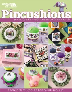 click here to view larger image of Pincushions (book)