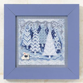click here to view larger image of Winter Wonderland (2009) (counted cross stitch kit)