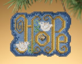 click here to view larger image of Hope (2009)  (counted cross stitch kit)
