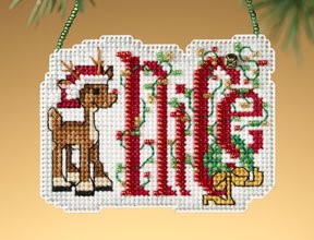click here to view larger image of Nice (2009)  (counted cross stitch kit)