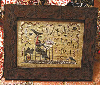 click here to view larger image of Witches Stitch Too!! (chart)