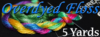 click here to view larger image of Threadworx - 20  yard skein (fiber)