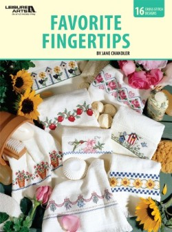 click here to view larger image of Favorite Fingertips (book)