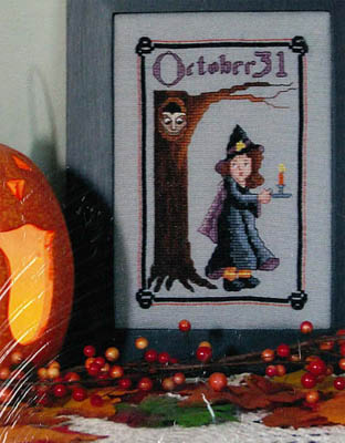 click here to view larger image of Witch & Owl (chart)