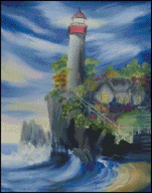 click here to view larger image of Lighthouse Cliff (chart)