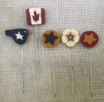 click here to view larger image of Just Pins - Patriotic Canada (pin)