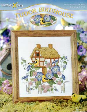 click here to view larger image of Tudor Birdhouse (chart)