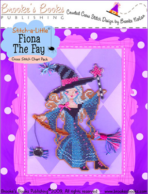 click here to view larger image of Stitch-A-Little - Fiona The Fay (chart)
