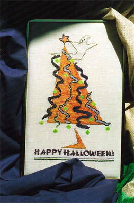 click here to view larger image of Halloween Festivites Tree ! (chart)