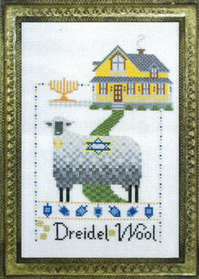 click here to view larger image of Dreidel Wool (chart)