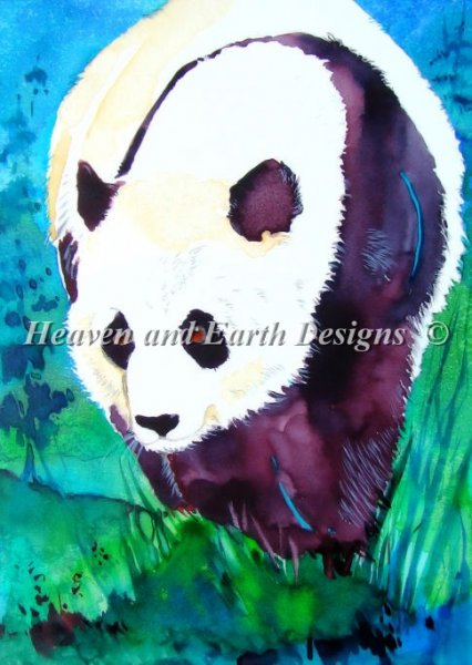 click here to view larger image of Panda Bear (chart)