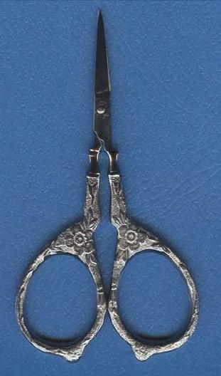 click here to view larger image of Tudor Rose Scissors (accessory)