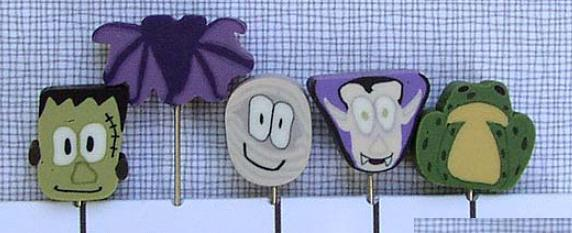 click here to view larger image of Just Pins - Monster Mash (pin)