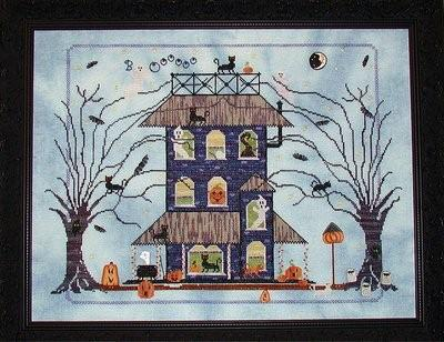 click here to view larger image of Black Cat Manor (chart)