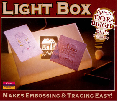 click here to view larger image of Light Box (accessory)