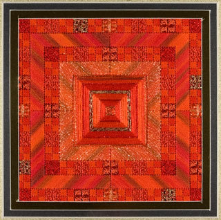 click here to view larger image of Glitz & Glamour Carnelian (counted canvas chart)