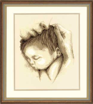 click here to view larger image of Tenderness (2002/75111) (counted cross stitch kit)