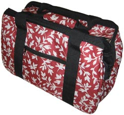 click here to view larger image of Eco Bag - Red Floral (accessory)
