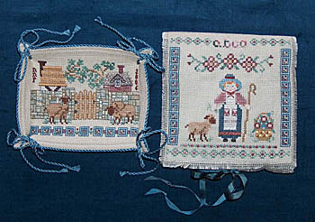 click here to view larger image of Counting Stitches I (InsteadOf Sheep) (chart)