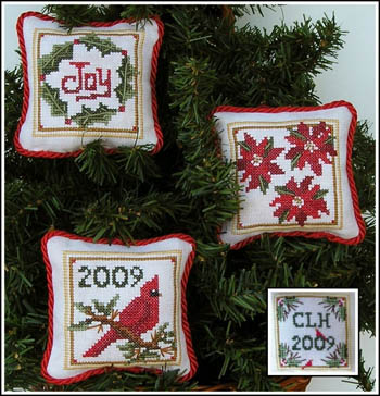 click here to view larger image of Christmas Ornaments (chart)